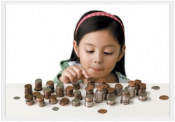 Kids Lesson Money