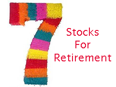 stocks retirement