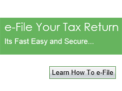 e-file your tax retrun