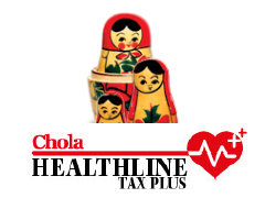 Chola Tax Plus Healthline
