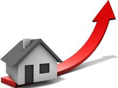 Home price rise