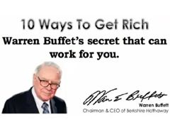 Top 10 Secrets of Getting Rich