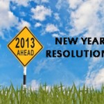 New Year Resolutions for a Better Financial Life -2013