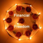 Do light lamps of financial freedom this Diwali!