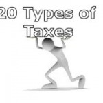 20 Types of Taxes in India