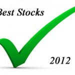 Best Stocks of 2012 by performance
