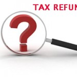 Tracking of your income tax refund