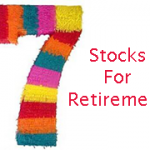 7 stocks for retirement planning