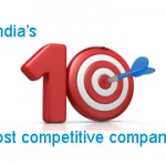 India's 10 most competitive companies for long-lasting results