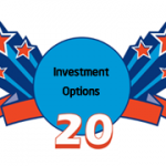20 Investment options