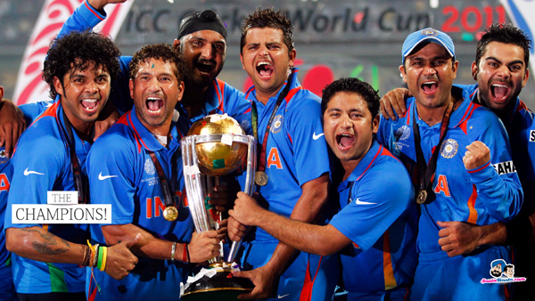 India Cricket Worldcup 2011
