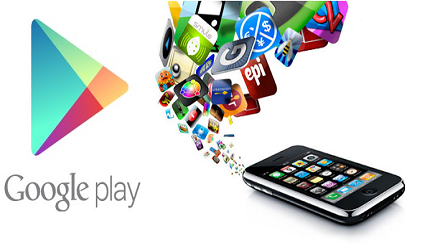 Google play application