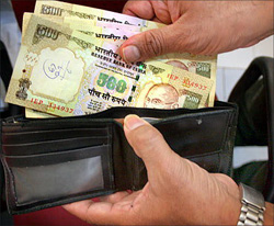 RBI Currency Note Withdrawal