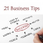21 tips for successful business