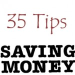 35 Top money saving tips for 2014