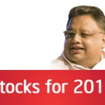 Rakesh Jhunjhunwala stock recommendations for 2014