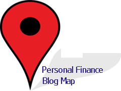 personal Finance Blog Map