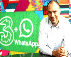 Whatsapp CEO