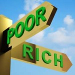 Two kinds of money problems – Rich Poor Story