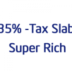 35% Tax Slab on Super Rich DTC Draft