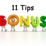 11 Tips to spend your annual Bonus