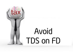 avoid tds fd