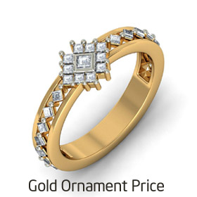 How to calculate Gold Ornament Price?