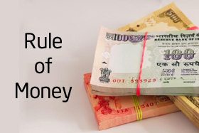 rule of money