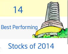 stocks of 2014