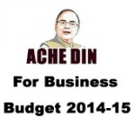 Budget 2014 – Key Provision for New Business & Entrepreneur