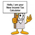 New Income Tax Calculator with Email Facility
