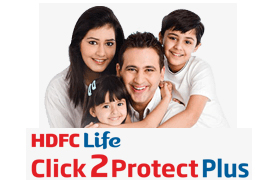 HDFC Click 2 Protect Plus