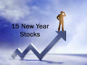new year stock