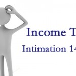 How to decode Income Tax Intimation 143(1)?