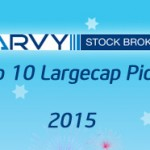 Top 10 Largecap Stock Picks by Karvy -2015