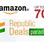 This Republic Day Grab 70% discount with Amazon