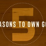 5 Best Reasons to Own Gold