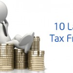 How 10 Lac Income per year can be tax free?