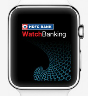 HDFC WatchBanking