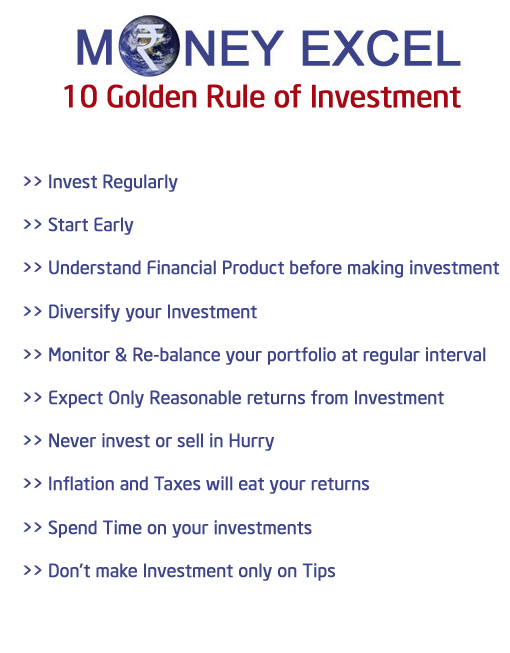 rule of investment