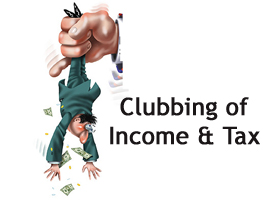 Image result for clubbing of income