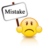 Income Tax Return filing – 20 Common Mistakes you should avoid
