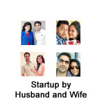 Successful Startup in India managed by Husband and Wife