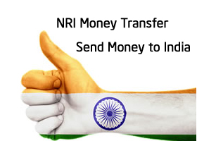 Send money to india