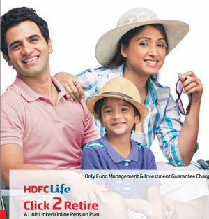 HDFC Click 2 Retire