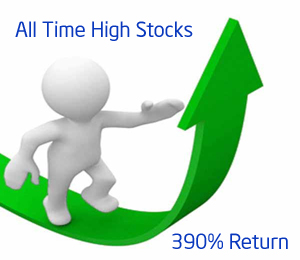 all time high stocks