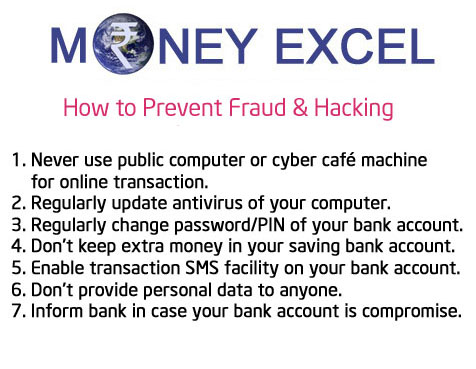 bank account hack fraud