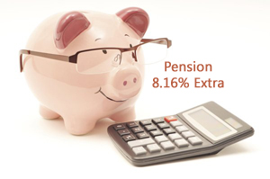 extra pension