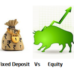 Bank Fixed Deposit Vs Investment in Same Bank Share