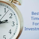Best time to invest your money